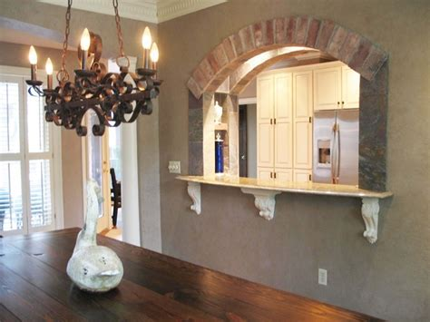 Pass Through From Kitchen To Dining Room by Kitchen Pass Through