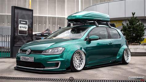 stanced volkswagen golf stanced volkswagen golf mk7 3dr