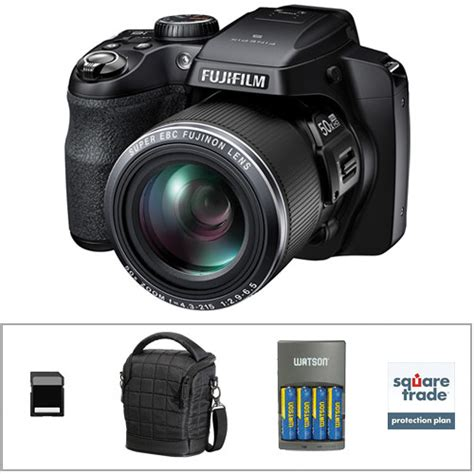 fujifilm finepix s9200 digital fujifilm finepix s9200 digital deluxe kit black b h