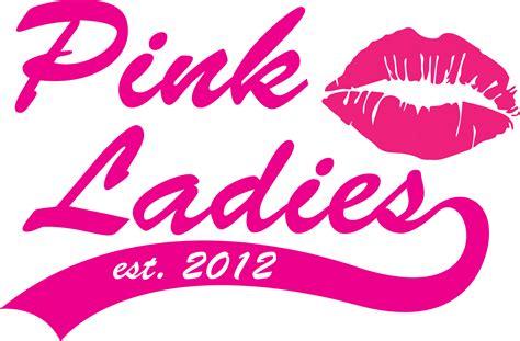 pink logo pink ladies logo