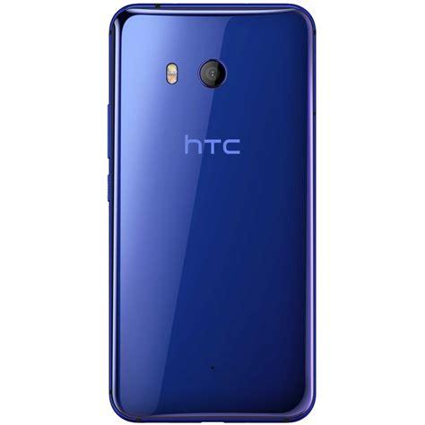 Htc U 11 6 128 mobile phones u11 dual sim 128gb lte 4g blue 6gb ram 170628 htc quickmobile quickmobile