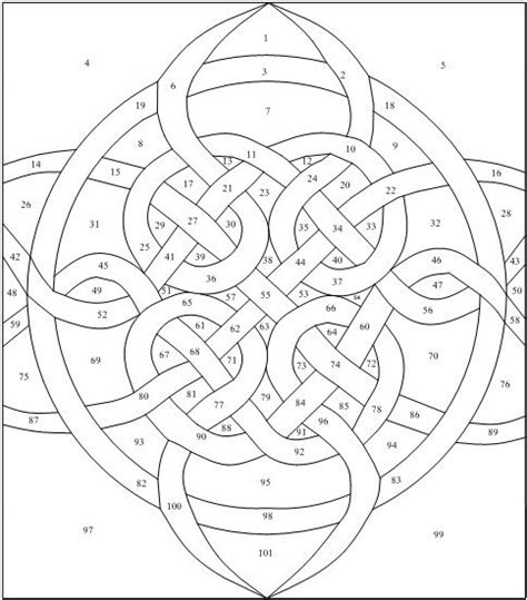 Free Gourd Carving Patterns Leatherwork Scrapbooking   celtic cross carving pattern woodworking projects plans