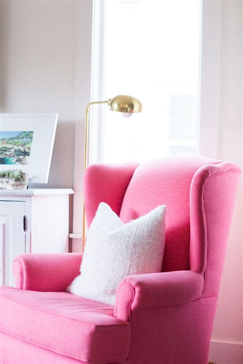 pink living room chairs pretty pink living room chair pictures photos and images