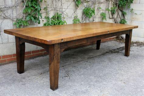 antique oak dining table large antique oak dining table antiques atlas