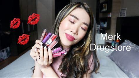 Eyeshadow Terbaik 5 liquid lipstick drugstore terbaik cuvious