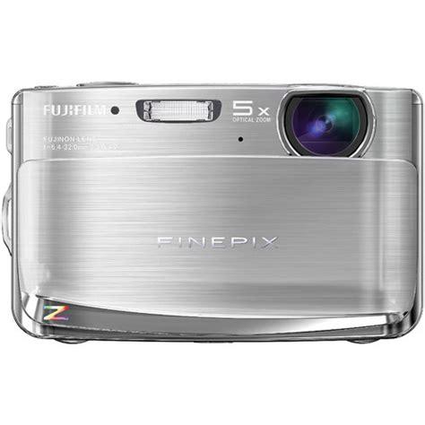Fujifilm Finepix Z70 Fujifilm Z70 12mp Digital Silver 16010693 B H Photo