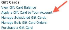 how to redeem a amazon gift card ask about tech - Amazon Gift Card Apply