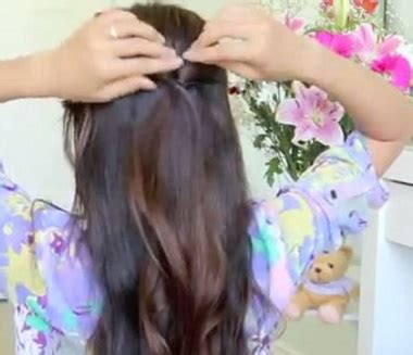 tutorial rambut pendek untuk ke sekolah tutorial rambut mudah dan simple untuk sekolah atau kuliah 2