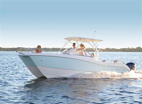 world cat boat test 2018 world cat 255 dc boat test review 1331 boat tests