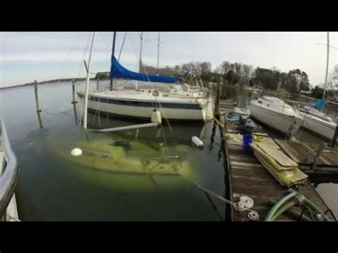 boat salvage lake norman boat salvage funnycat tv