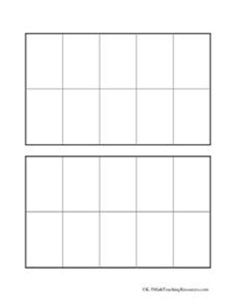 10 frame template printable ten frame kindergarten 2nd grade printables