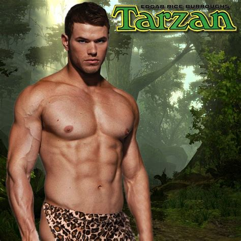 who is the actress with tarzan in the geico commercial cast announced for mo cap adaptation of tarzan