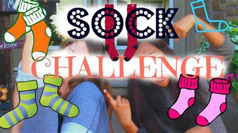 sock challenge sock challenge ashxnikki