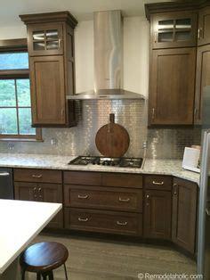 walnut color kitchen cabinets dark stained knotty alder with granite help dark brown