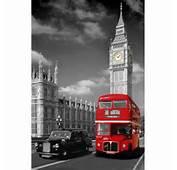 El Poster Londres Autobus Y Taxi De Mejor Calidad Precio En