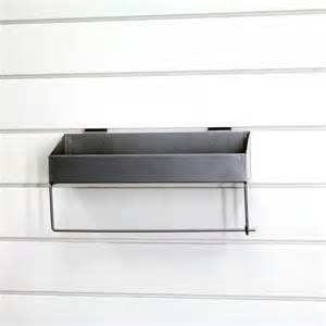 towel holder with shelf shelf paper towel holder proslat