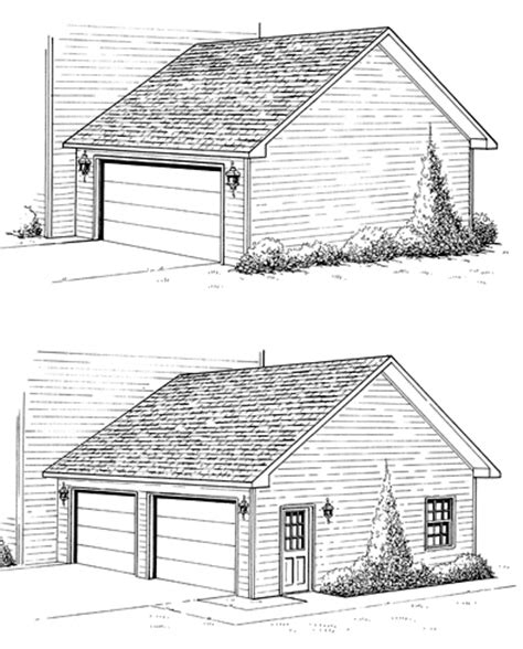 garage drawing construction drawings required for your site built structures
