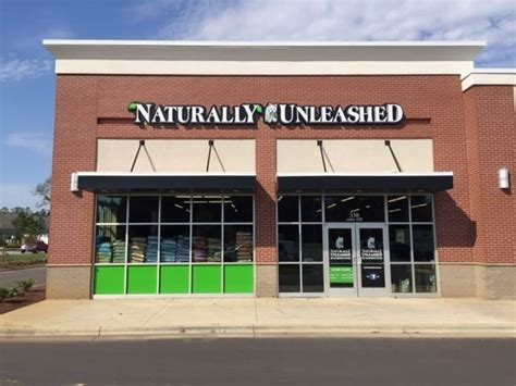 naturally unleashed 2 fayetteville nc pet supplies