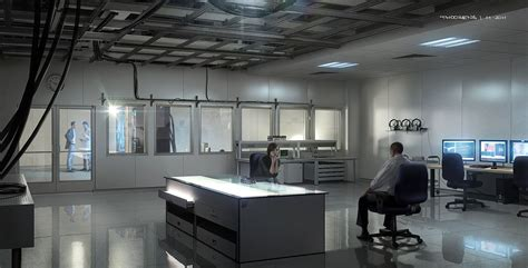 concept design with a living lab approach beyond two souls concept art 52 escape the level