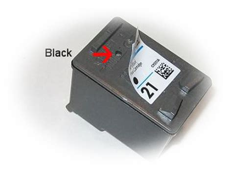 ink levels reset for hp cartridges hp21 hp27 hp56 hp58 refill instructions for the hp 21 black ink cartridge
