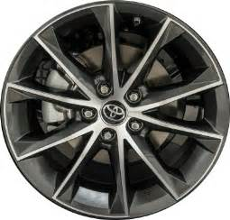 Toyota Camry Wheels Toyota Camry Wheels Rims Wheel Stock Oem Replacement