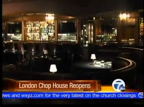 london chop house detroit detroit s legendary london chop house ready to reopen worldnews com