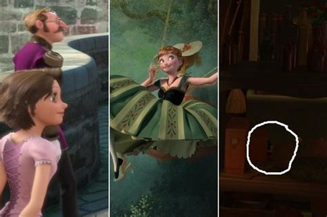 the hidden layers of disneys movie enchanted 2 it turns out there are so many easter eggs hidden in