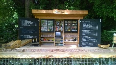 Second Hand Kitchen Island gin bar and garden taypark house dundee