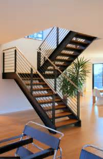 Dining Room Furniture Seattle steel staircase modern staircase seattle by alcova
