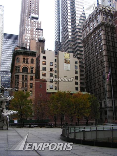 The Banks Show To New York by 50 Pine New York City 139993 Emporis