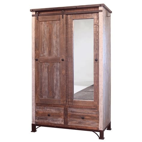Armoire Cing by Distressed Antique Armoire Bernie Phyl S Furniture