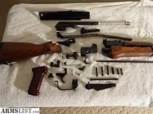 Fotos romanian akm g series ak47 ak 47 gun parts kit