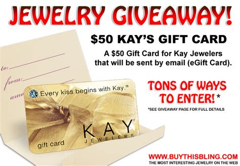 Kay Jewelers Gift Card - giveaway chest of treasure to win 20150825 jewelry giveaway 50 kay jewelers gift card