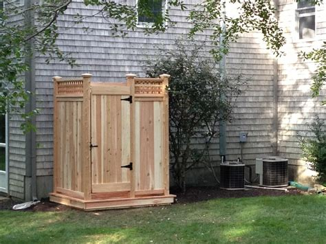 outdoor showers cape cod outdoor shower company some of our work