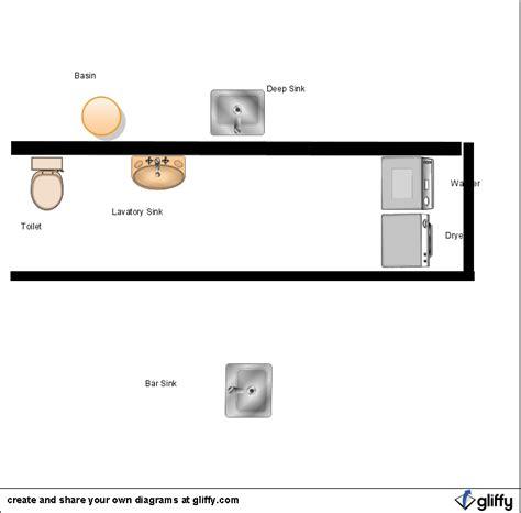 basement bathroom plumbing layout basement bathroom plumbing diagram picture image