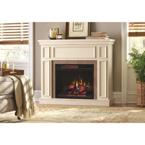 Electric Fireplace Faux by Home Decorators Collection Granville 43 In Convertible