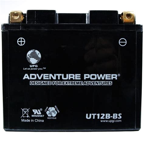 Motorrad Batterie Gs Gt12b 4 by Yamaha Gs Gt12b 4 Motorcycle Replacement Battery