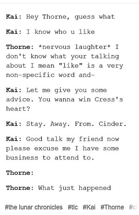 Jealous Kai is my new fav thing #tlc | Text Post | | Lunar