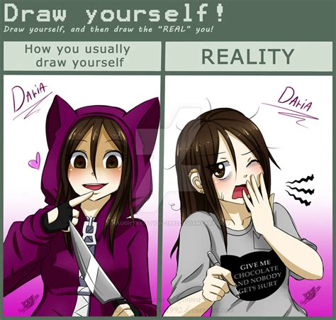 Do It Yourself Meme by Draw Yourself Meme By Naughtykittydv 1992 On Deviantart