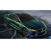 BMW Concept M8 Gran Coupe 2018 Wallpapers And HD Images