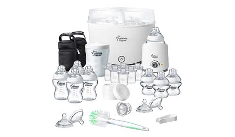 kit asda tommee tippee closer to nature complete starter kit