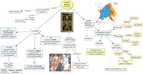 dinastie persiane mappa concettuale carlo magno materiale per scuola media