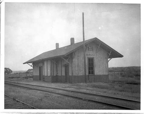 chicago rock island pacific railroad depot zeandale