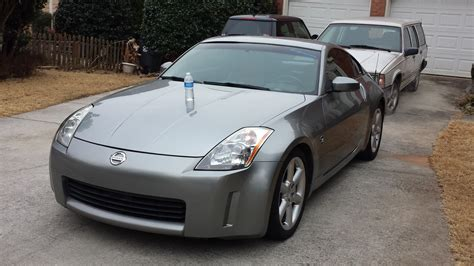 used nissan 350z 2003 nissan 350z pictures cargurus