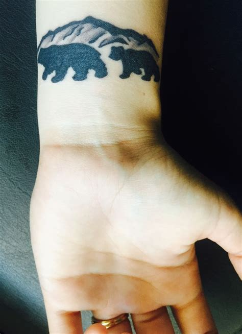 mountain wrist tattoo 17 best images about tattoos on tattoos cover