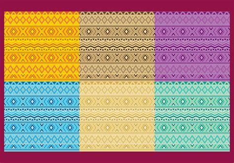 aztec pattern vector aztec pattern vectors download free vector art stock