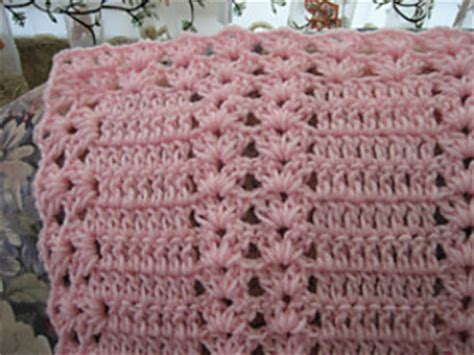 white chocolate strawberry double shell ripple ravelry pink moscato double shell pattern by roseanna beck