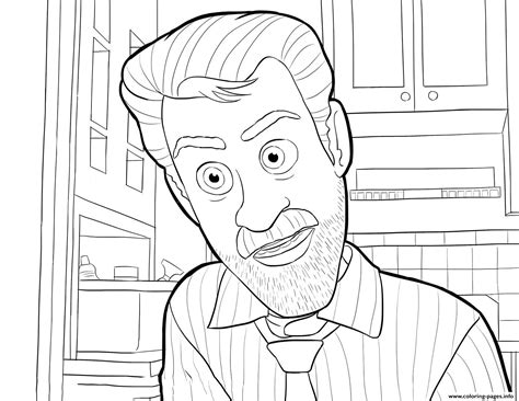 coloring pages for inside out the movie riley dad inside out coloring pages printable