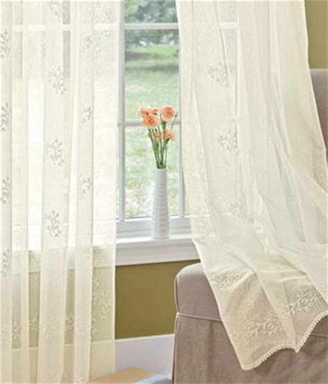 Country Sheer Curtains 4 Kinds Of Country Sheer Curtains