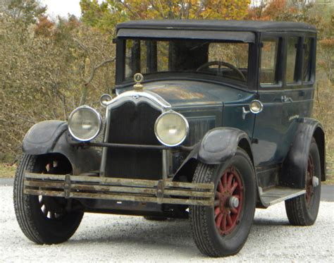 1927 Buick Sedan 1927 Buick 120 Series Master Six 4 Door Sedan For Sale